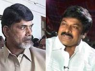 Chandrababu Naidu, Chiranjeevi pay homage to YSR