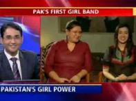 Watch: Pakistan gets it's first girl band