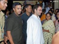 Work hard to regain power in TN, Rahul tells leaders