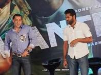 Salman's <i>Wanted</i> collects 75 lakh in Pak