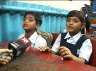 <i>Slumdog</i> child actors to star with Anthony Hopkins