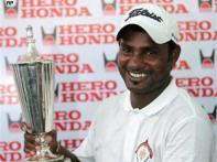 Muniyappa stuns favourites to win Indian Open golf