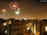 207 fire incidents in Delhi on Diwali night