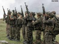 Army fears 'spillover' terror from Pakistan in Kashmir