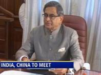 Watch: India, China foreign ministers to meet Tuesday