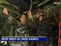 Indo-US join hands in disaster management