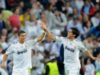 Ronaldo, Kaka keep Real Madrid rolling