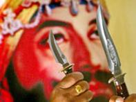Bill to educate police on kirpan vetoed by Schwarzenegger