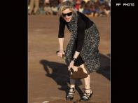 Madonna launches girls school in Malawi