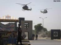 Terrorists strike at Pakistan army's heart