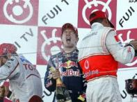 Vettel roars back with Japanese GP win