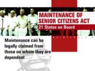 Govt passes bill to empower senior citizens