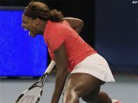 Serena wins opener but Dementieva stuns Venus