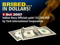 US firms bribed Navy, PSUs: Indian envoy