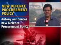 Watch: Govt allows private sector to bid for arms contract