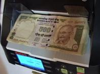 Watch: A machine that detects fake currency