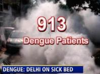 Dengue in Delhi: Official toll of affected 913