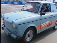 Watch: A look back at signature cars of East Germany