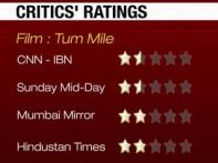 Filmi Fiscal: <i>Tum Mile</i> gets Luke warm response