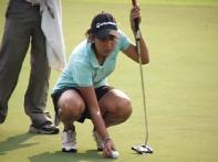 Women golfers not keen on playing in India