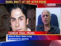Mahesh Bhatt's son forthcoming on Headley info