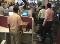 Timeline: Sena ruckus at Mumbai IBN offices