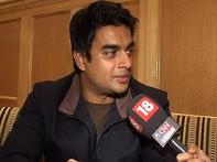 Madhavan says he plays himself in <i>Three Idiots</i>