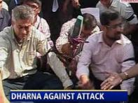 Media protests attacks on IBN offices