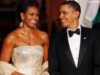 Michelle Obama's dinner gown, made in India by an Indian