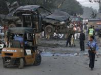 Terror run continues; 10 die in Peshawar bomb strike