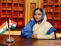 Pratibha Patil to revamp image with fighter jet ride