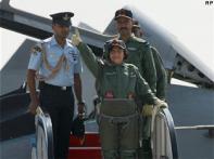 President Patil's ground-breaking sortie creates waves