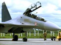 IAF Sukhoi crashes in Rajasthan, pilots safe