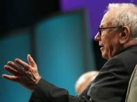 'Financial panic' over, says genius investor Buffett