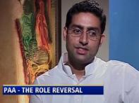 Watch: Abhishek on role-reversal in <i>Paa</i>