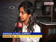 Kannada actress alleges film director slapped her