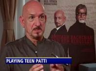 Have offered <i>Taj Mahal</i> idea to Ash: Ben Kingsley