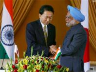 Japan asks India to sign CTBT, no word on N-deal