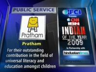 IOTY: Pratham winner of public service category