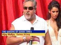 Vijay Mallya launches 2010 Kingfisher Calender