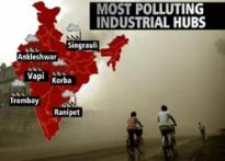 Environment Ministry to rank most polluted areas