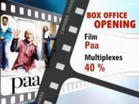 Filmi fiscal: <i>Paa</i> fails to woo audiences