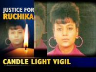 Watch: Candlelight vigil held across India for Ruchika