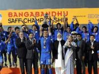 Arindam stars in India's fifth SAFF Cup triumph