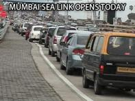 Accident No. 3 and counting on Mumbai's Sealink