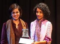 Author Mridula wins 2009 Shakti Bhatt prize