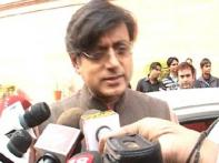 Tharoor tweets again, says he will speak to Krishna