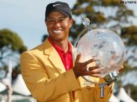 Tiger Woods, from spotless hero to scandal star