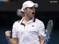 Aus Open: Roddick sets up meeting with Gonzalez