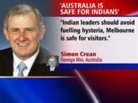 Aus blames India of fuelling hysteria over attacks